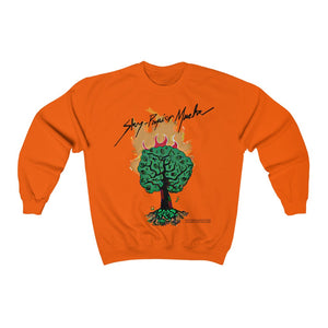 Money Tree. Crewneck Sweatshirt.