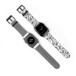 The Print. Watch Strap.