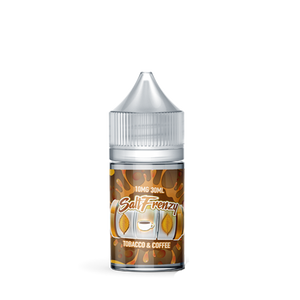 Salt Frenzy - Tobacco & Coffee - Liquid EFX