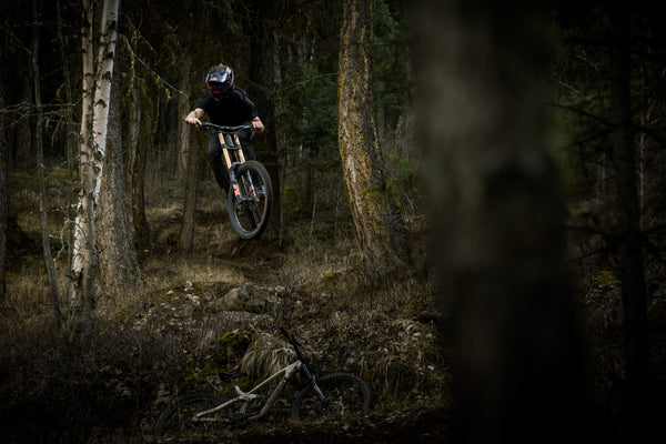Steep and Fast in Kamloops