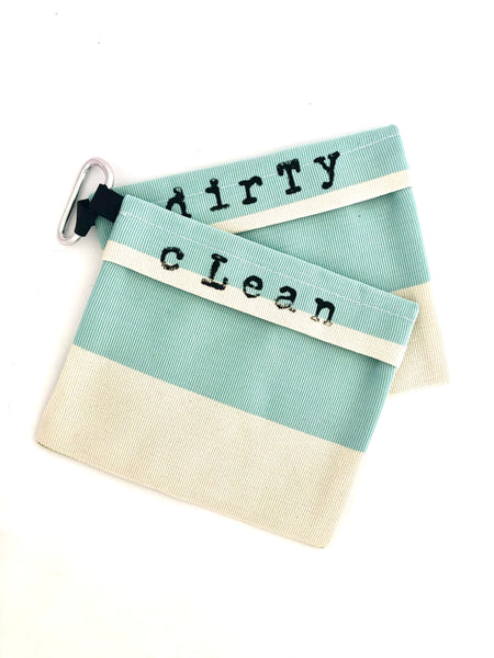 Clean Dirty Mask Bag Set