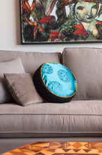 Load image into Gallery viewer, Dragon Collection Meditation Cushion with Kapok filling