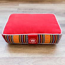 Load image into Gallery viewer, Bhutanese Collection – Travel Meditation Cushion