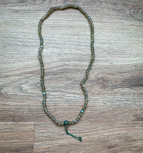Load image into Gallery viewer, Labradorite Mala Necklace