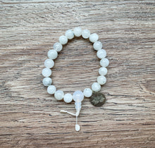 Load image into Gallery viewer, Moonstone Mala Bracelet