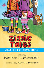 Load image into Gallery viewer, Ziggie Tales: Ziggie's Big Adventure (Softback)