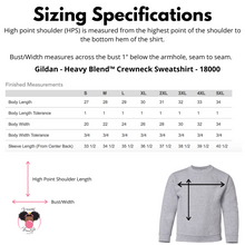 Load image into Gallery viewer, Classic BeYOU Sweatshirt  (White Sweatshirt/Yellow Bubble)