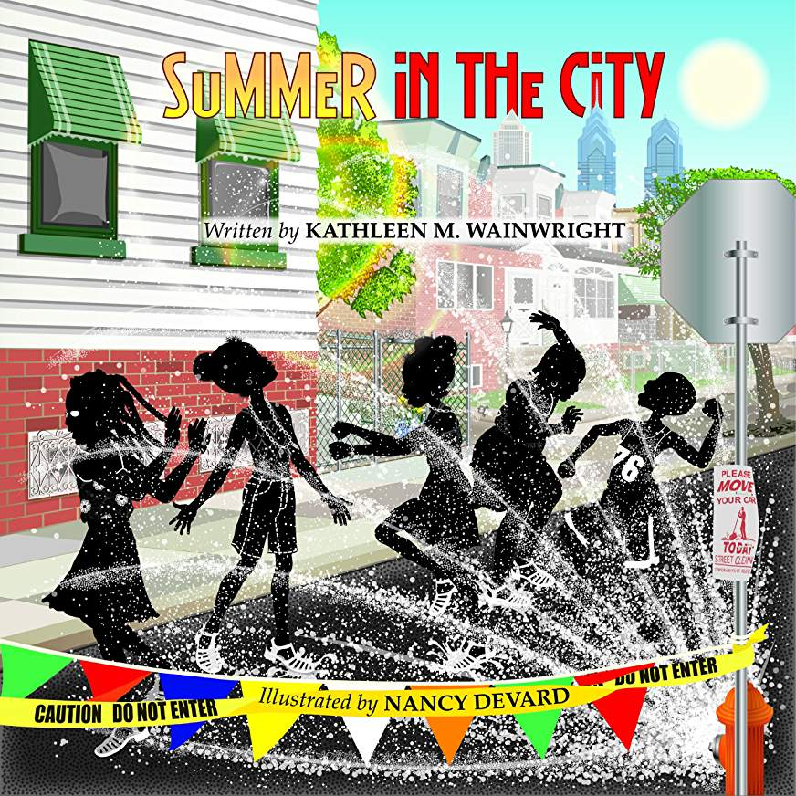 Summer in the City written by Kathleen Wainwright (Softback)