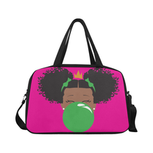 Load image into Gallery viewer, Classic BeYOU Overnight Bag (Pink, Purple, Red, Yellow or Blue)