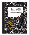 Signature Black Girl Magic Composition NoteBook (8x10 Composition Book)