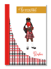 Signature BeYOUtiful Brown Girl Journal: Reighan ( 6x9 Paperback)