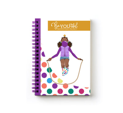 Signature BeYOU Journal: Roslyn ( 5x7 SPIRAL BOUND)