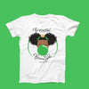 Classic BeYOU T-Shirt(ADULT): GREEN BUBBLE