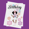 Signature Magical Unicorn Birthday Card