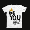 Classic BeYOUtiful Queen T-Shirt