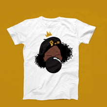 Load image into Gallery viewer, Signature Black Girl Magic T-Shirt
