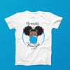 Classic BeYOU T-Shirt(Blue Bubble)