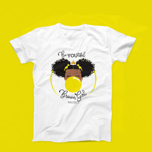 Classic BeYOUT-Shirt (Yellow Bubble)