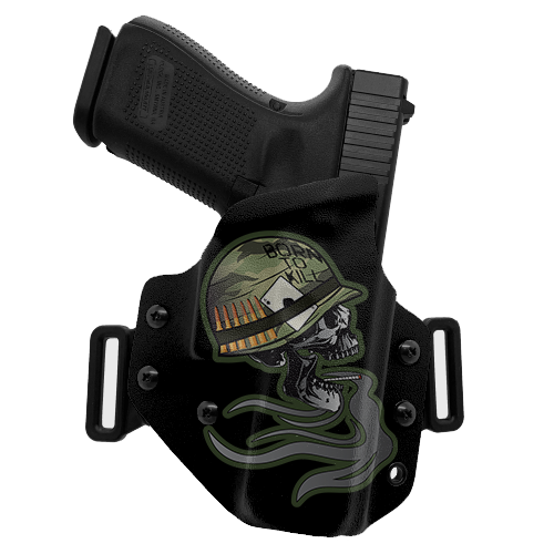 Born to Kill OWB Holster