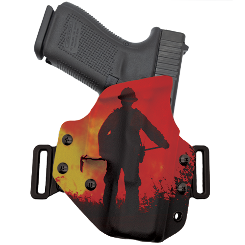 Fire Fighter OWB Holster