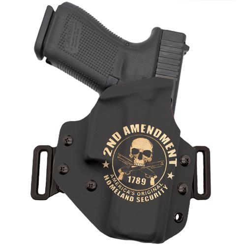 2A Homeland Security OWB Holster