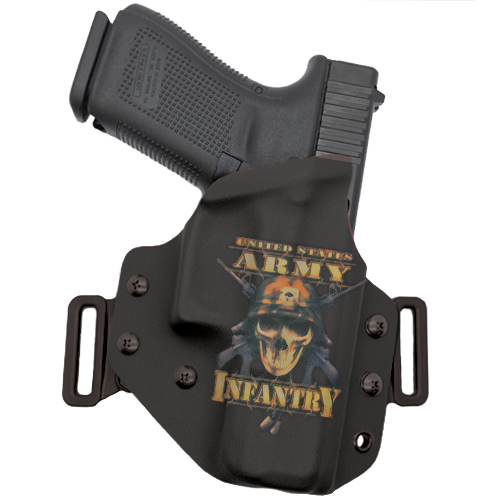 Army Infantry OWB Holster