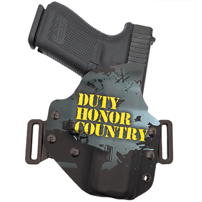 Duty Honor Country OWB Holster