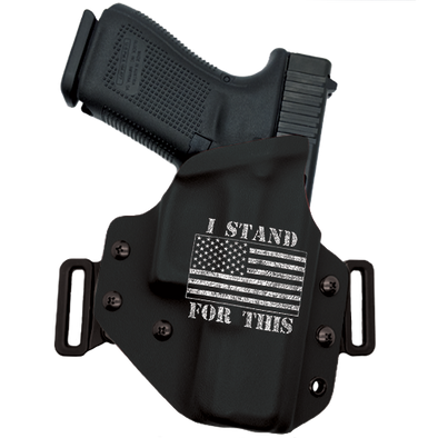 I Stand for This OWB Holster