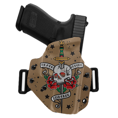 Old School Tattoo OWB Holster