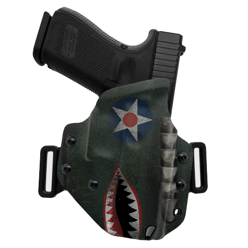 Shark Nose OWB Holster