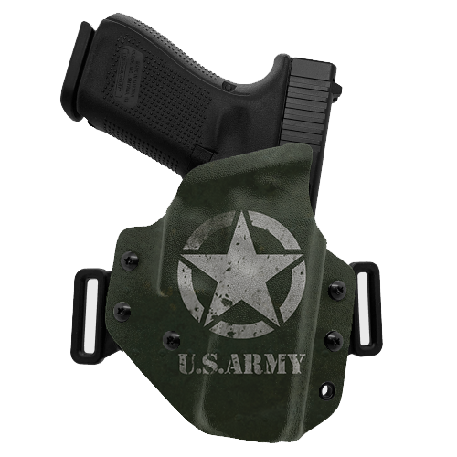 US Army OWB Holster