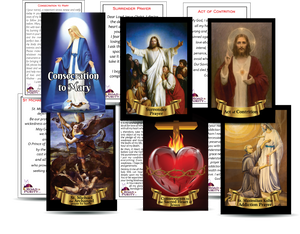 Holy Cards - Wallet size