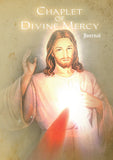 Chaplet of Divine Mercy - 120pg Journal & Prayer (b)
