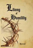 Litany of Humility - 120pg Journal & Prayer (p)