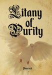 Litany of Purity - 120pg Journal & Prayer (b)