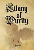 Litany of Purity - 120pg Journal & Prayer (p)