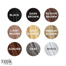 Load image into Gallery viewer, Toppik Hair Building Fibers 12g - Toppik Jordan