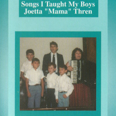 12. Songs I Taught My Boys