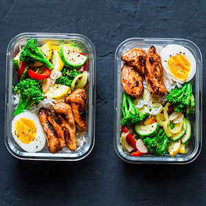 Weekly meal planning and support