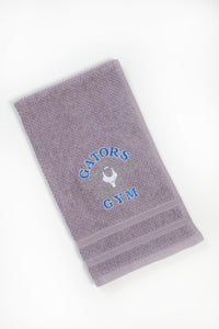 Gator's Gym workout towels