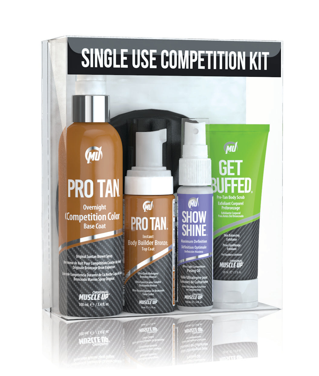Bodybuilder Single Use Kit