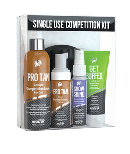 Physique Single Use Competitor Kit
