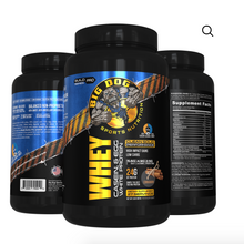 Load image into Gallery viewer, Big Dog Whey Casein Plus Protein Powder