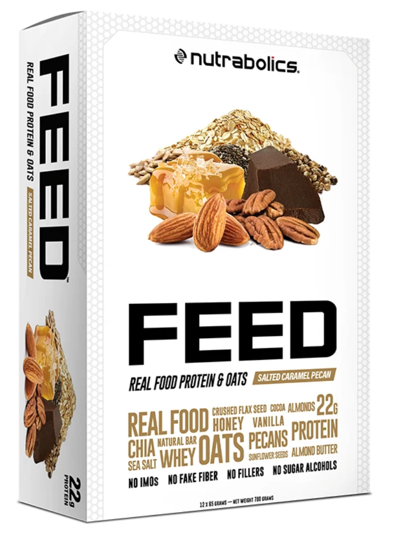 Nutrabolic Feed Bars