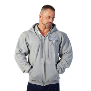 Full Zip Hooded Kangaroo