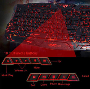 FortKey™ Mechanical Keyboard + Limited Edition FortMouse™