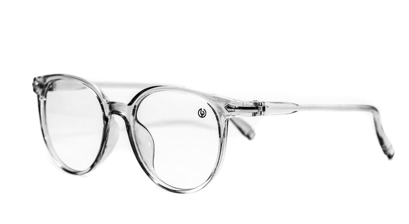 Blckr wear minimalist clear fashion glasses