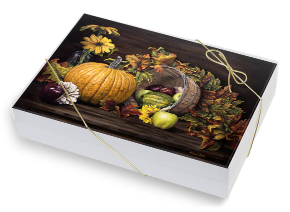 A Touch Of Autumn - Greeting Card