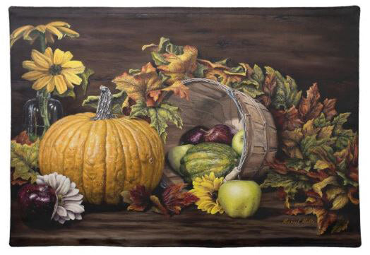 A Touch Of Autumn - Placemats