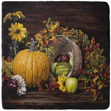 A Touch Of Autumn - Trivet